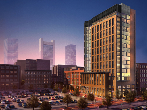 Boston's Top Architectural Firms - ADD Inc Boston Wharf Tower