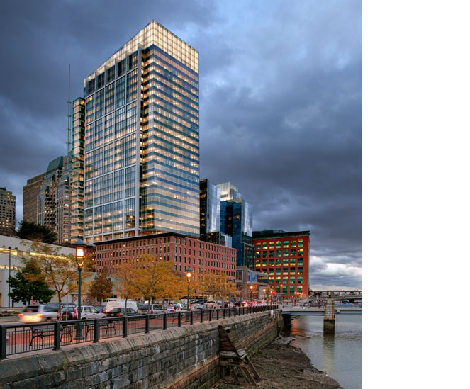 Boston's Top Architectural Firms - CBT Atlantic Wharf