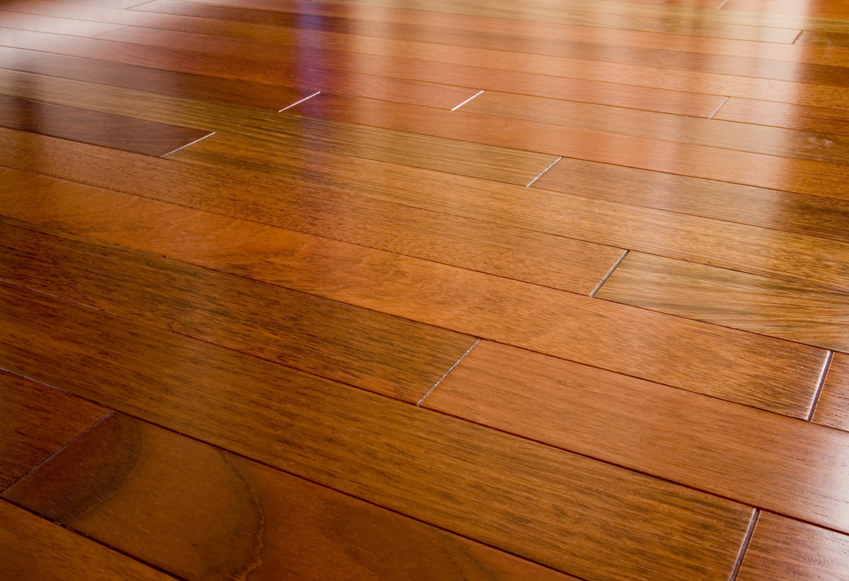 Hardwood Floor - Top 5 Interior Design Finishes