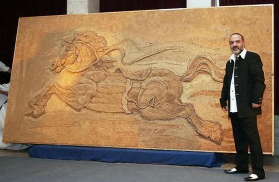 Saimir Strati Six Time Mosaic Champion Saimir Strati