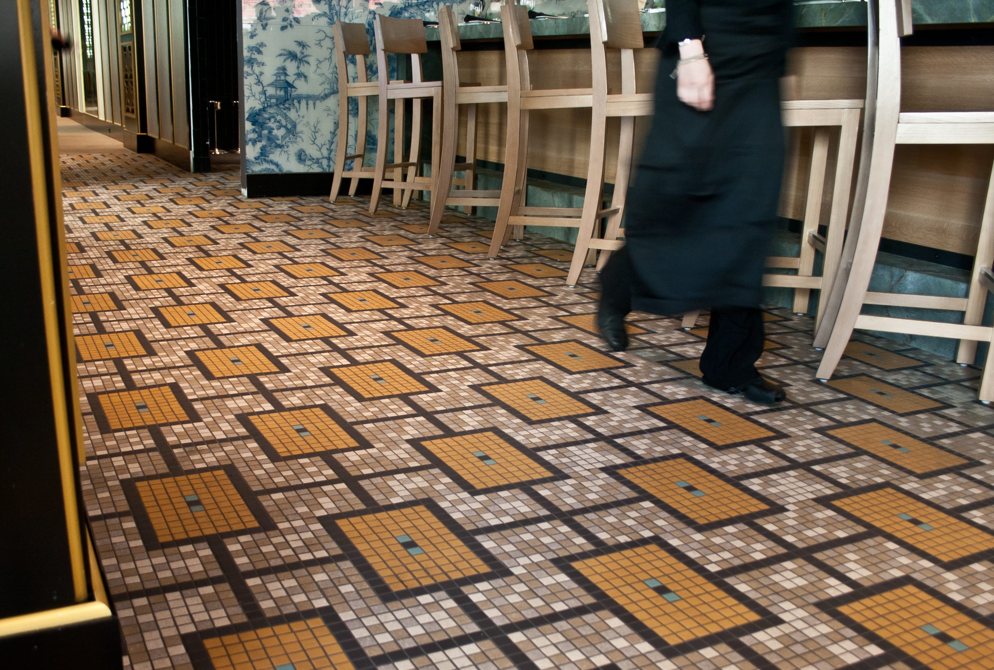 Empire restaurant floor porcelain tile pattern artaic download above image dailygadgetfo Choice Image