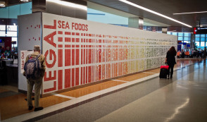 Legal Sea Foods Logan Terminal B