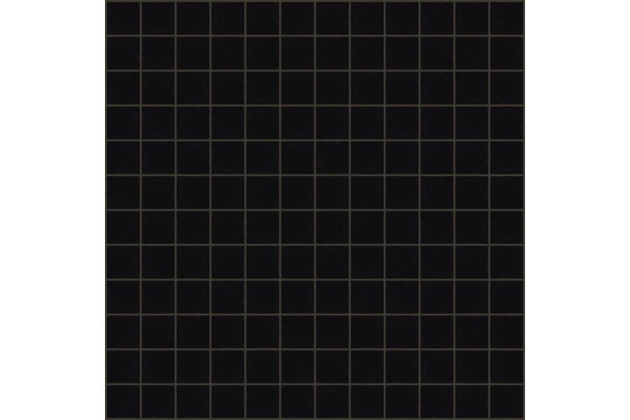 Best Sg F400 Jet Black Flat Matte Sintered Gl Mosaic Tile Artaic Ih52