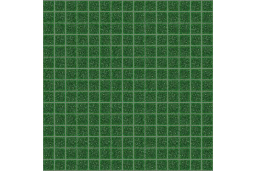 VG-630 Cactus Dark Green Vitreous Glass Mosaic Tile | ARTAIC