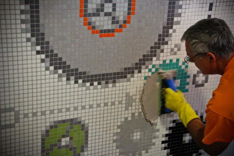 Mosaic Tile Installation Information Artaic