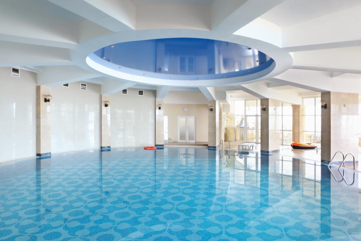 mosaic pool designs | pool design & pool ideas