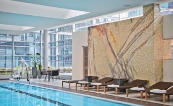 loews chicago hotel pool