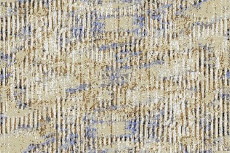 Brown cardboard Contemporary Textural Mosaic by Artaic