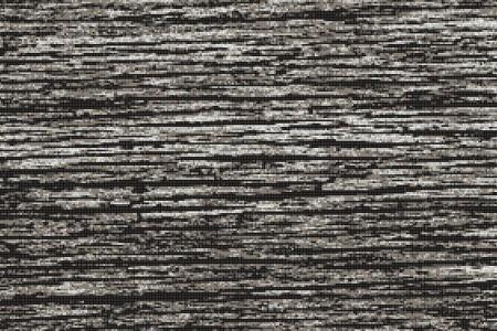 Grey wood grain Contemporary Textural Mosaic by Artaic