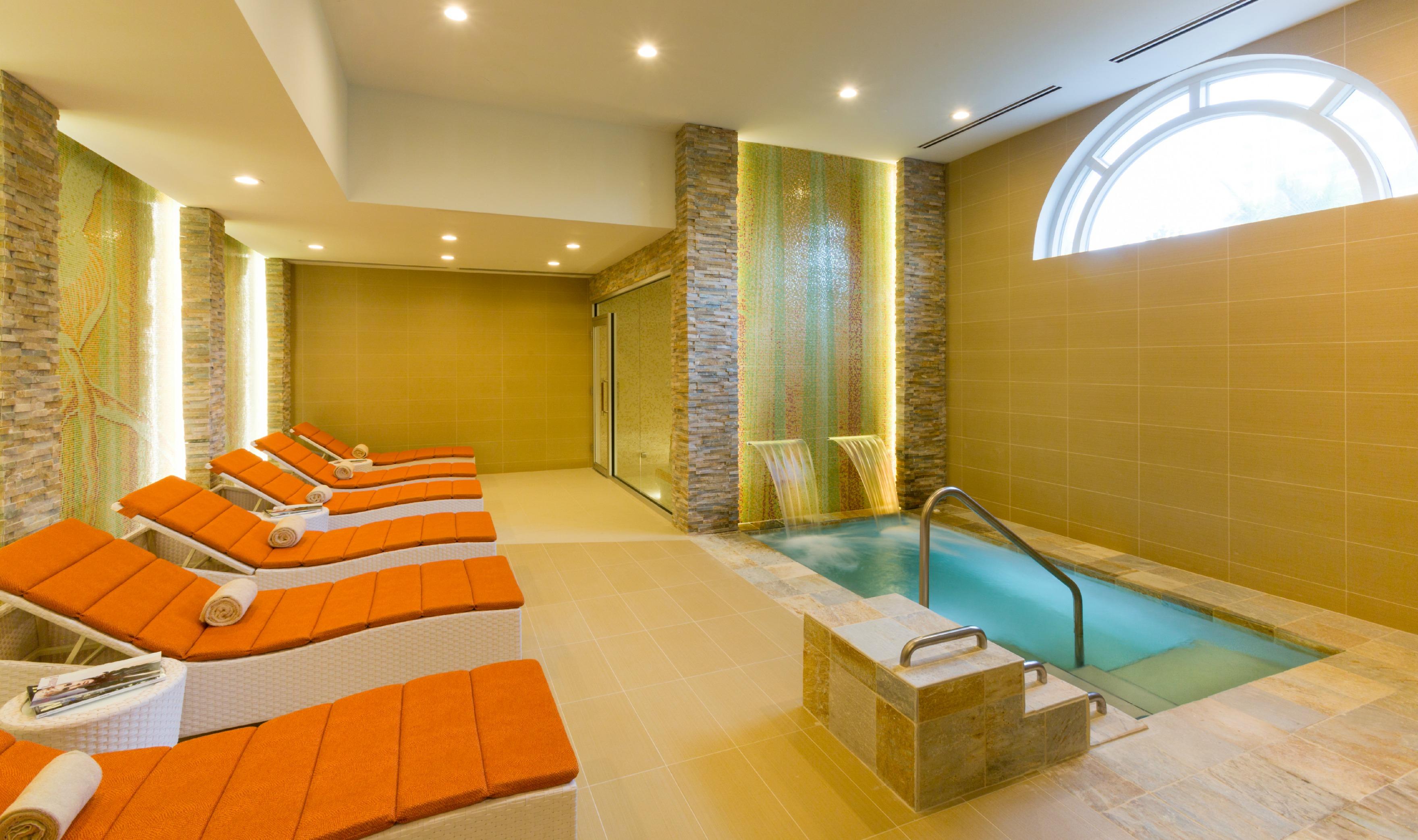 ritz carlton key biscayne hotel spa abstract mosaic mural | artaic