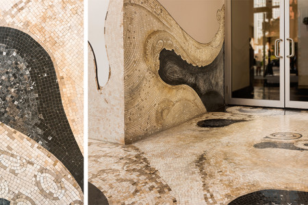 Custom Mosaic Tile Design Amp Fabrication Artaic