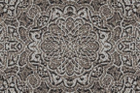 gray flowing vines Traditional Ornamental Mosaic by Artaic gray flowing vines Traditional Ornamental Mosaic installation by Artaic gray flowing vines Traditional Ornamental Mosaic installation by Artaic