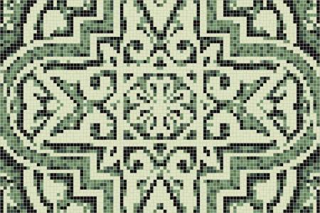 green flowing vines Traditional Ornamental Mosaic by Artaic green flowing vines Traditional Ornamental Mosaic installation by Artaic green flowing vines Traditional Ornamental Mosaic installation by Artaic