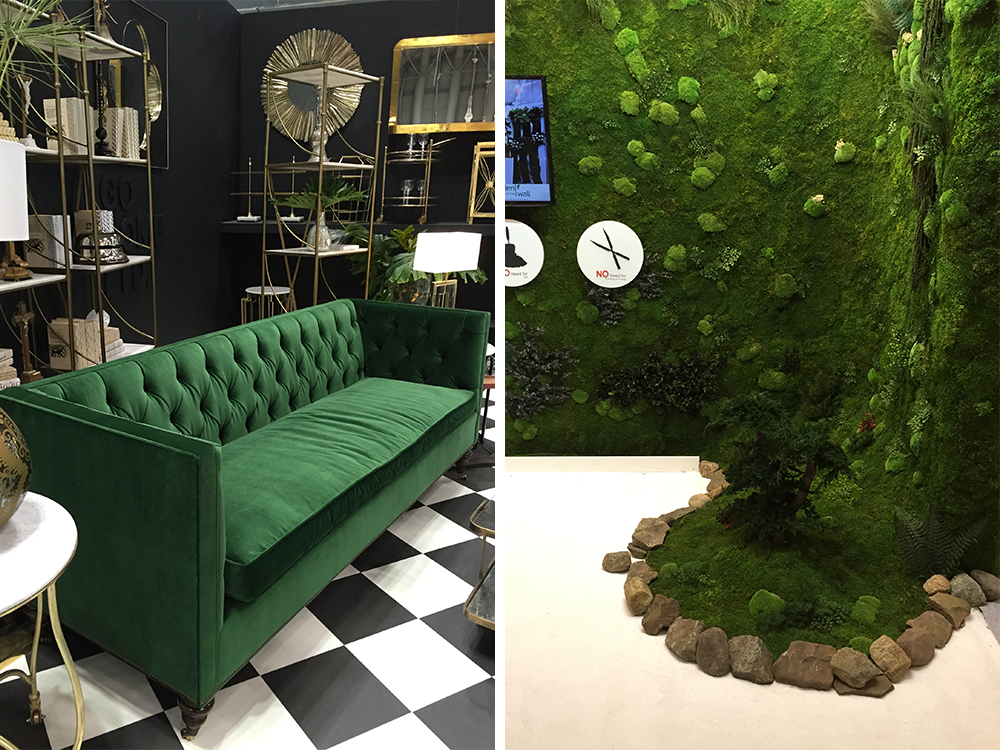 Go Green Interior Design Images