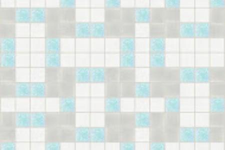 blue basket weave Traditional Geometric Mosaic by Artaic blue basket weave Traditional Geometric Mosaic installation by Artaic blue basket weave Traditional Geometric Mosaic installation by Artaic
