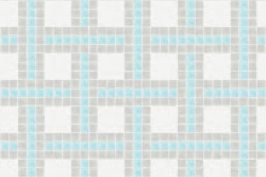 blue statement Traditional Geometric Mosaic by Artaic blue statement Traditional Geometric Mosaic installation by Artaic blue statement Traditional Geometric Mosaic installation by Artaic