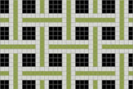 green statement Traditional Geometric Mosaic by Artaic green statement Traditional Geometric Mosaic installation by Artaic green statement Traditional Geometric Mosaic installation by Artaic