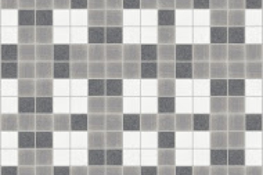 grey basket weave traditional geometric mosaic by artaic grey basket weave traditional geometric mosaic by