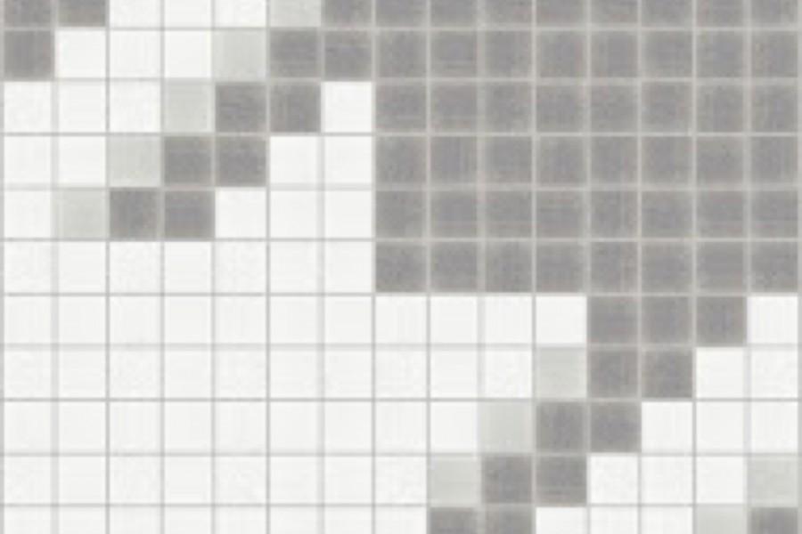 grey houndstooth Traditional Geometric Mosaic by Artaic grey houndstooth Traditional Geometric Mosaic installation by Artaic grey houndstooth Traditional Geometric Mosaic installation by Artaic