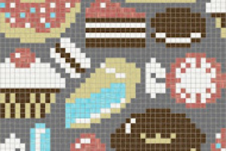multi pixels Traditional Geometric Mosaic by Artaic multi pixels Traditional Geometric Mosaic installation by Artaic multi pixels Traditional Geometric Mosaic installation by Artaic