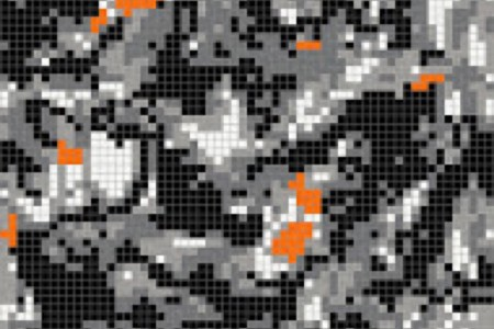 orange swirling water Traditional Geometric Mosaic by Artaic orange swirling water Traditional Geometric Mosaic installation by Artaic orange swirling water Traditional Geometric Mosaic installation by Artaic