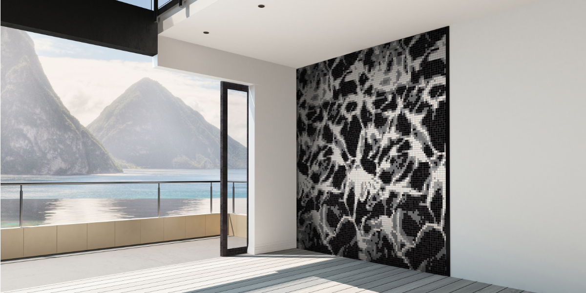 Elegant and affordable repeating patterns and panels