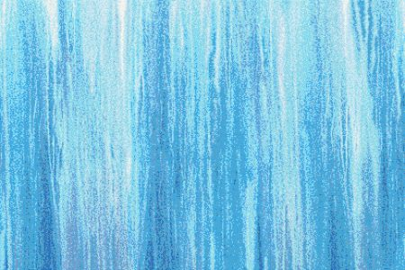 Blue water Contemporary Artistic Mosaic by Artaic