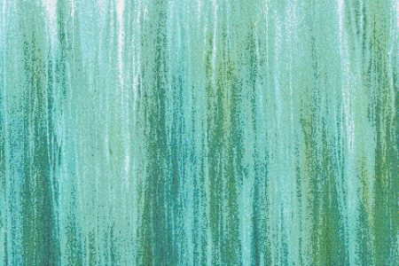 Green water Contemporary Artistic Mosaic by Artaic