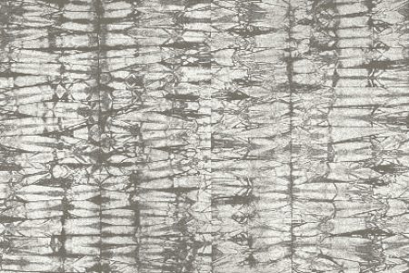 Grey Snake Skin Contemporary Textural Mosaic by Artaic