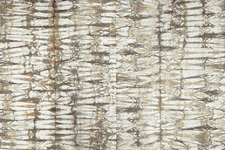 Tan Snake Skin Contemporary Textural Mosaic by Artaic