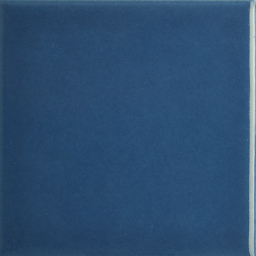 Navy Blue Glazed Porcelain Tile