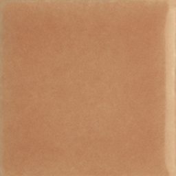 Salmon Orange Glazed Porcelain Tile