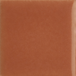Paprika Orange Glazed Porcelain Tile
