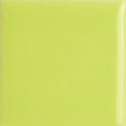 Neon Green Glazed Porcelain Tile