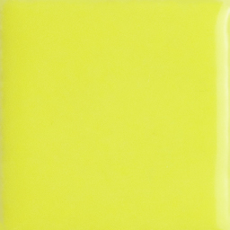 Daffodil Yellow Glazed Porcelain Tile