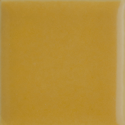 Mustard Yellow Glazed Porcelain Tile