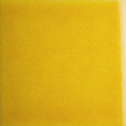 Ochre Yellow Glazed Porcelain Tile