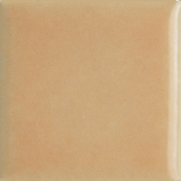 light Peach Orange Glazed Porcelain Tile