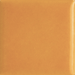 Persimmon Orange Glazed Porcelain Tile