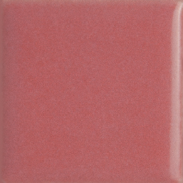 Watermelon Red Glazed Porcelain Tile