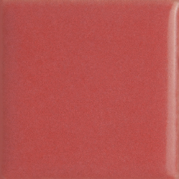 Strawberry Red Glazed Porcelain Tile