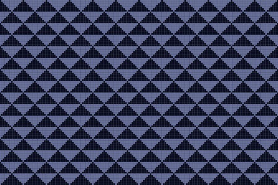 Arrowhead Lavender1 Tile Pattern