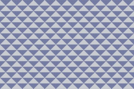Arrowhead Lavender2 Tile Pattern