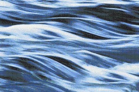 Cascade Lake Tile Pattern