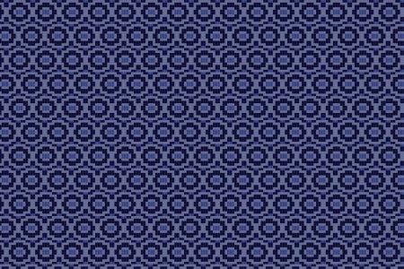 Florida Moonrise2 Tile Pattern
