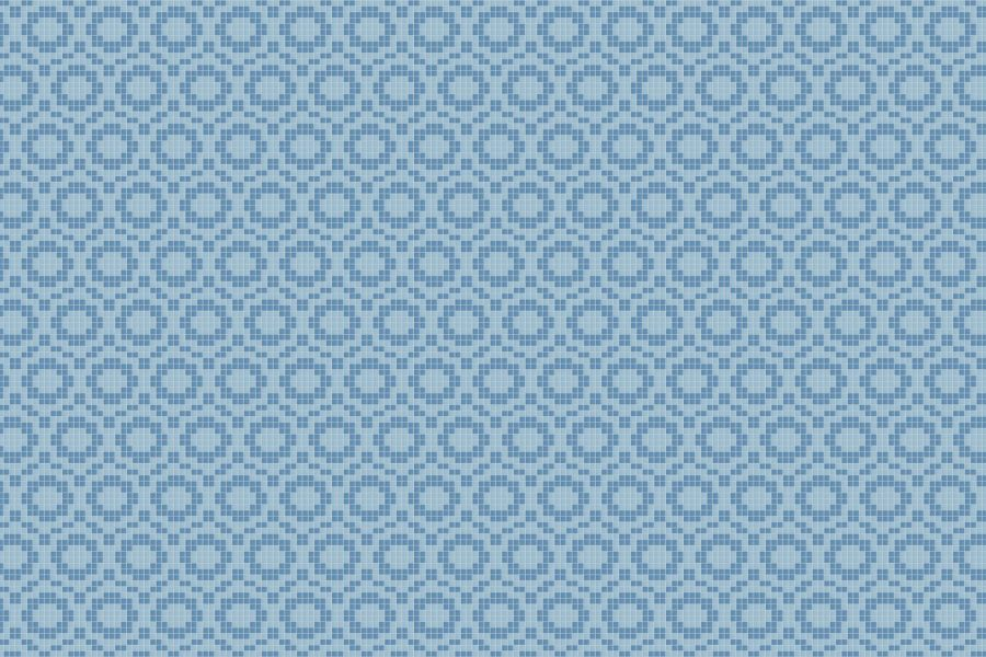 Florida Shibori3 Tile Pattern