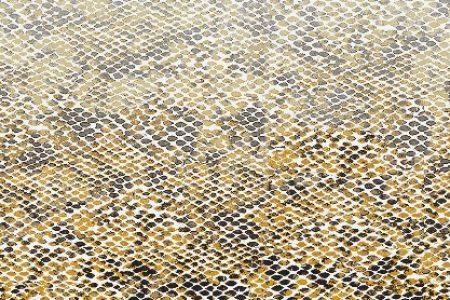 Hydrus Golden Ember Tile Pattern