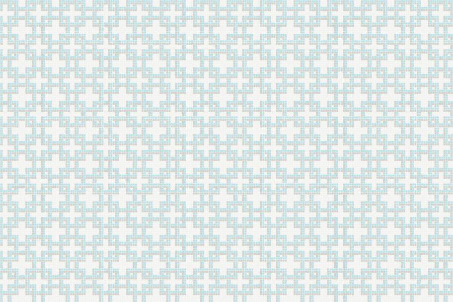 Lattice Aether Tile Pattern
