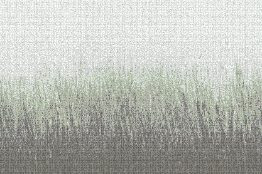 Meadow Aether Tile Pattern
