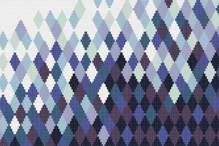 Minaret Moonrise Tile Pattern